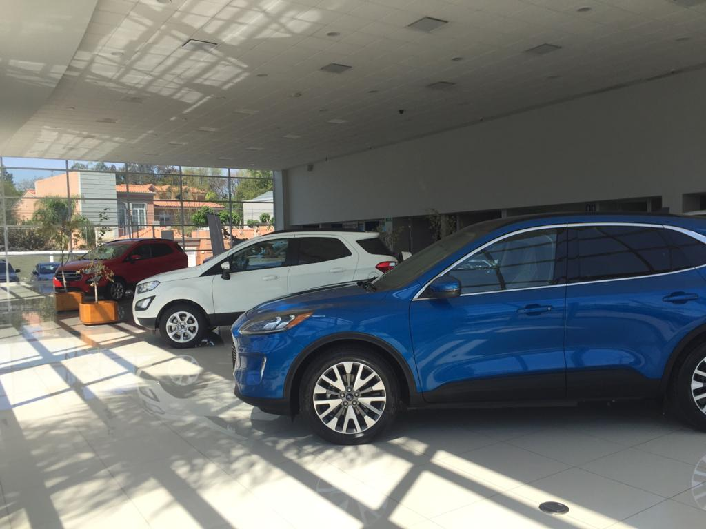 Ford Ravisa Celaya - 1