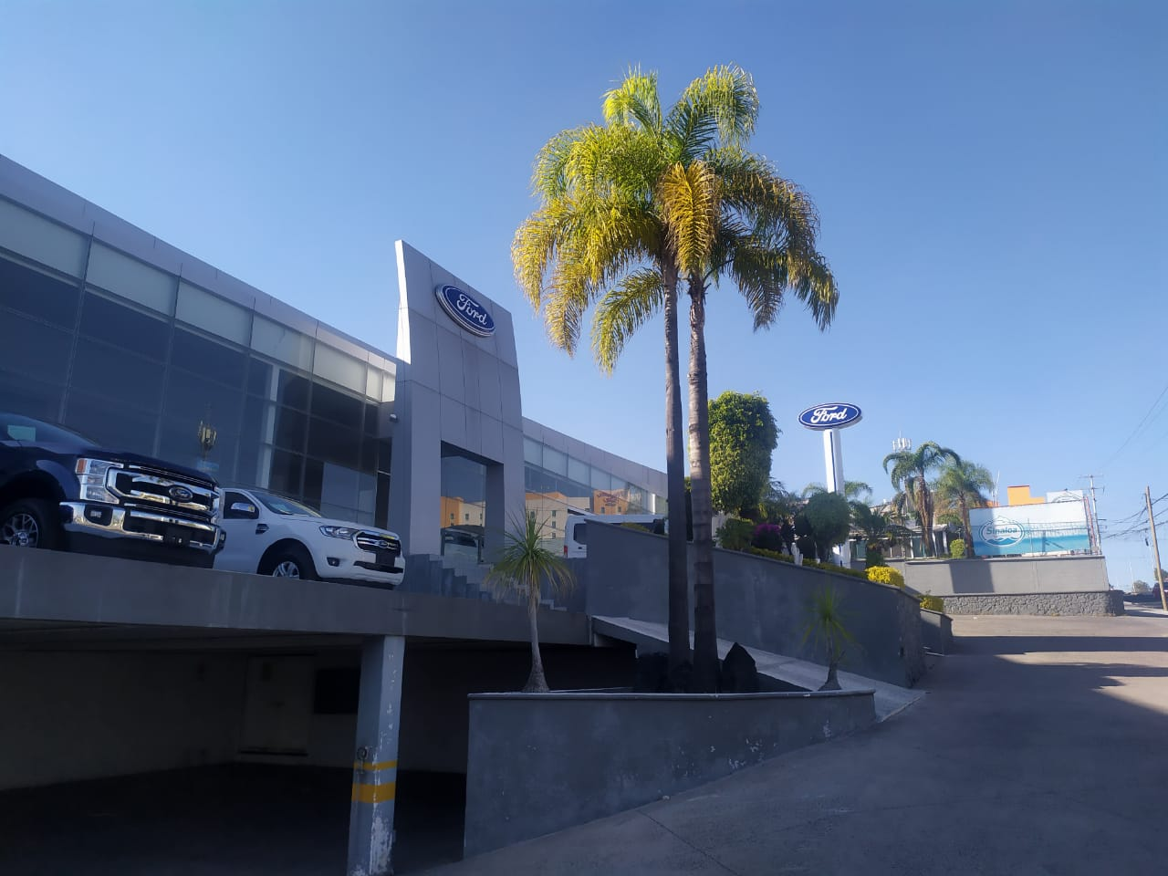 Ford Ravisa Querétaro - 1