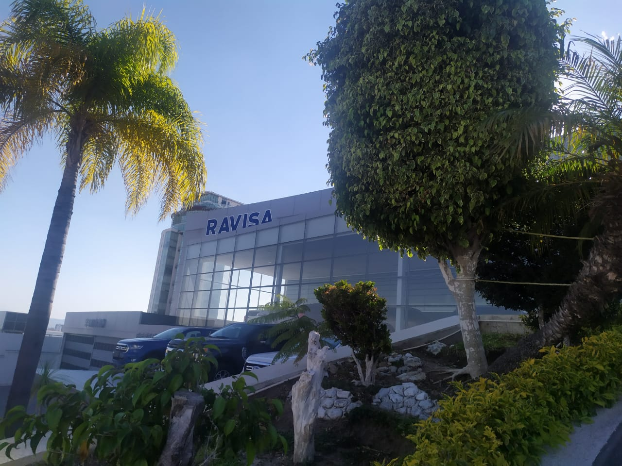 Ford Ravisa Querétaro - 2