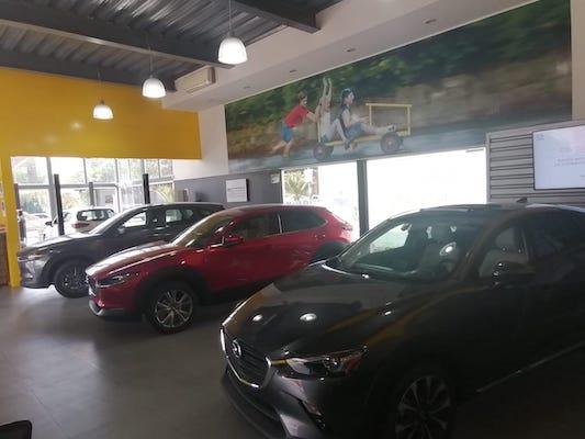 Mazda Carranza - 2