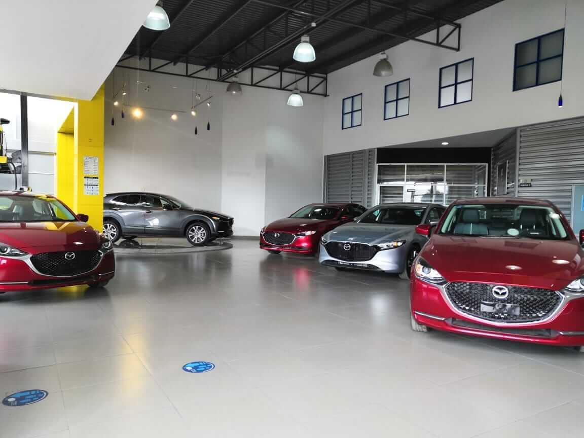 Mazda Carretera 57 - 3