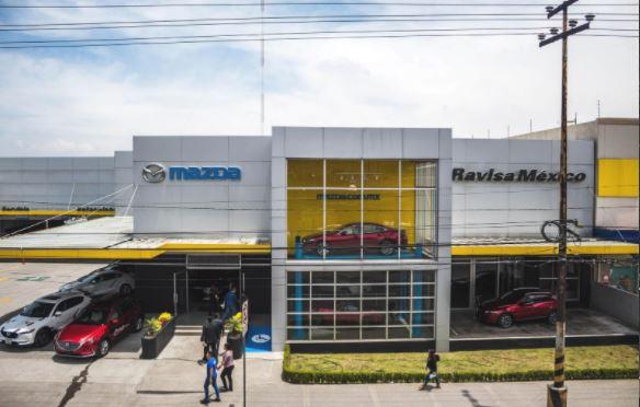Mazda Ravisa Coacalco - 1