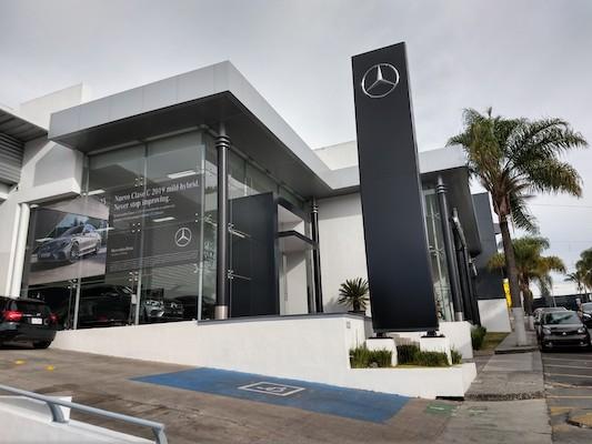 Mercedes-Benz Morelia - 9