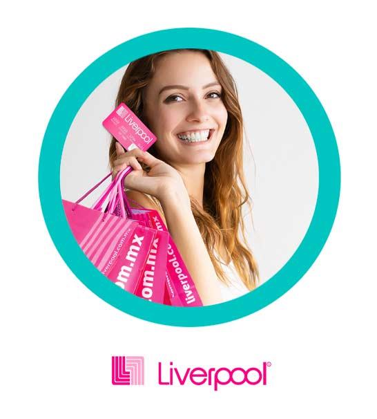 Hasta 40% de descuento en ropa y accesorios - Liverpool