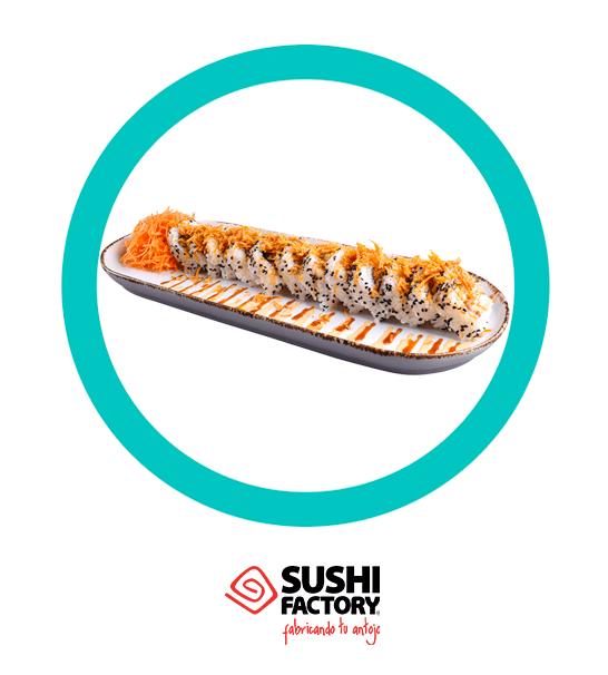 Promocion de cumpleaños  - Sushi Factory