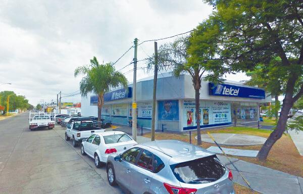 CAC Telcel Aguascalientes