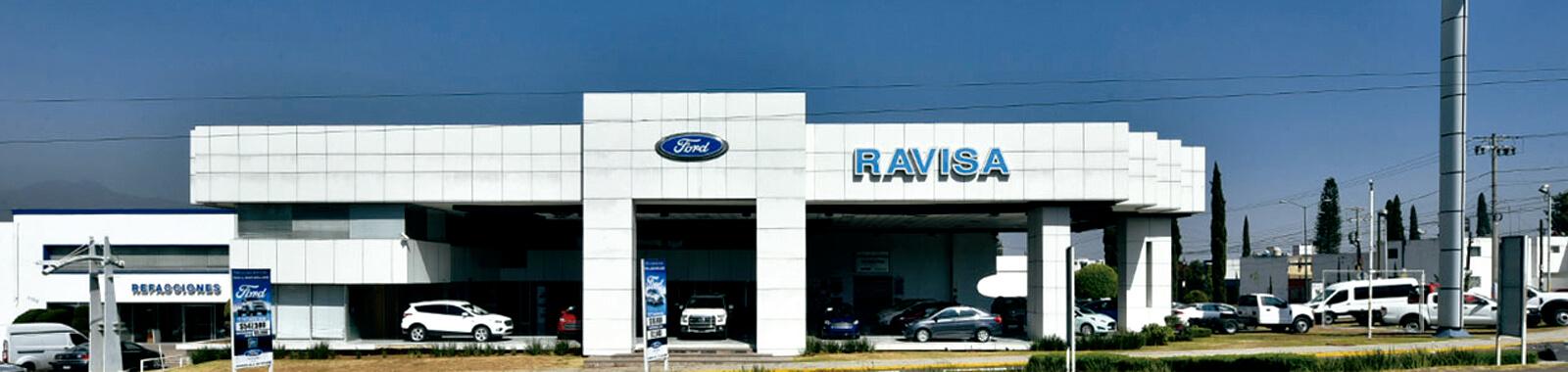 Ford Ravisa Morelia
