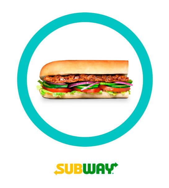 ¡Sorprende tu antojo! - Subway