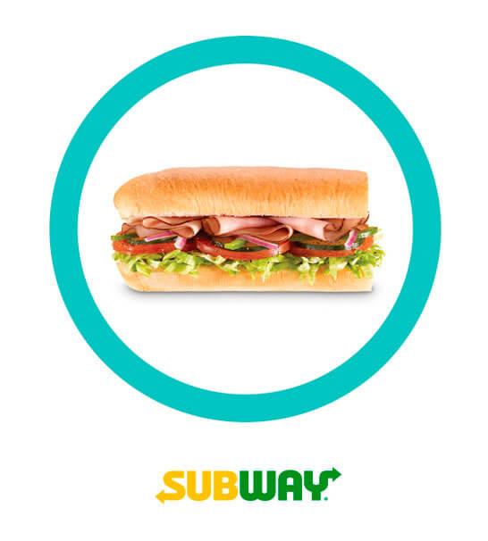 Sun del día - Subway