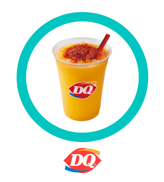 Chilito Slush - Dairy Queen