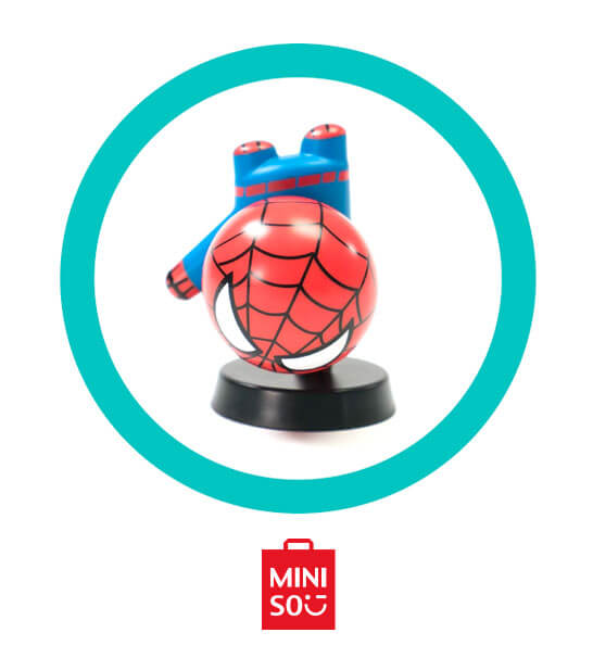 3x2 en Figuras Decorativas Marvel - Miniso