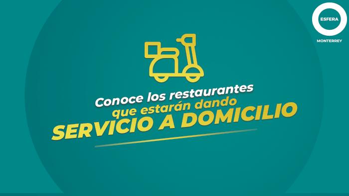 Life Centers - Conoce los restaurantes con servicio a domicilio en Esfera Monterrey