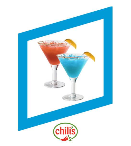Margaritas 2x1 - Chilli's