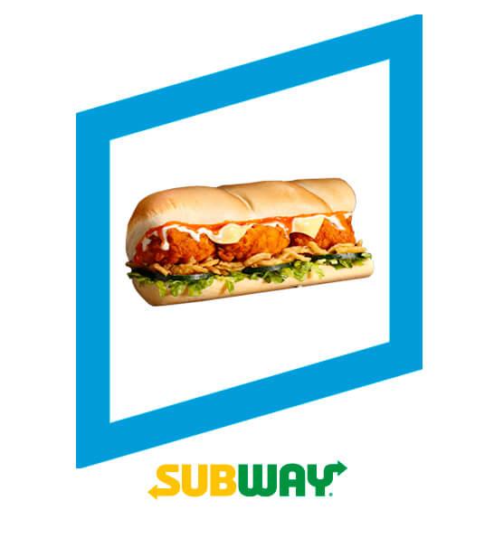 ¡Lo rico sucede! - Subway