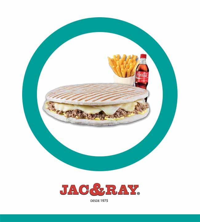 Combo torta tradicional por $85 - JAC AND RAY