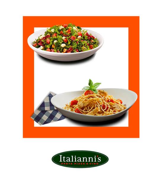 MANGIA MANGIA - ITALIANNI'S