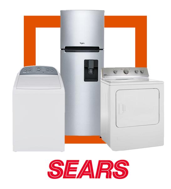 ¡En Sears estrenas porque estrenas! Visítanos y no dejes pasar esta promoción en línea blanca.  - SEARS