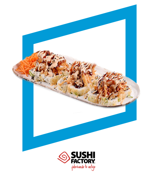 Sky Roll - SUSHI FACTORY