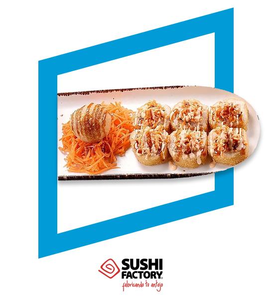 MIITSU ROLL - SUSHI FACTORY