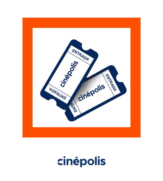 Martes 2x1 - Cinépolis