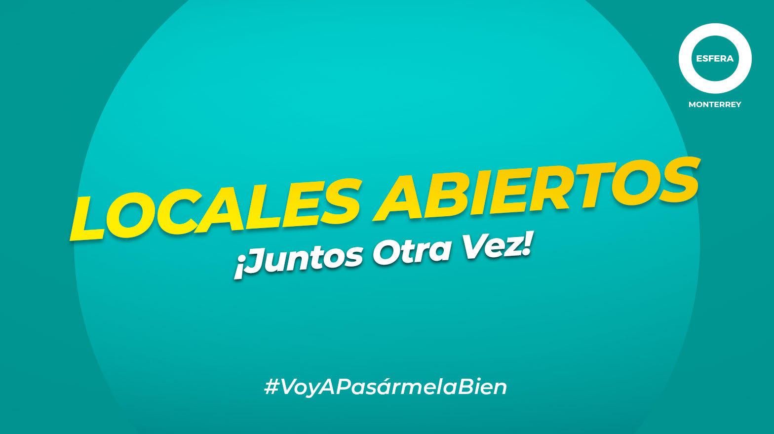 Life Centers - Estos son los locales abiertos en Esfera Monterrey.