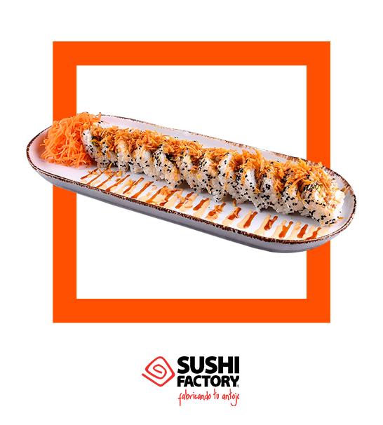 Recibe otro rollo gratis de 12 piezas - Sushi Factory