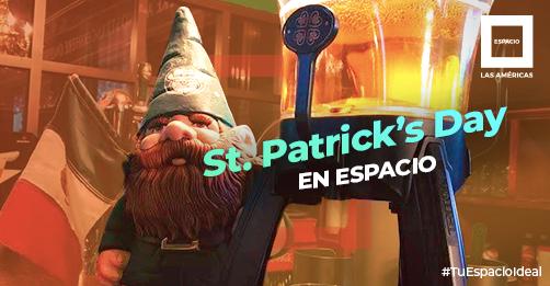 St. Patrick's Day en McCarthy's Espacio Las Américas
