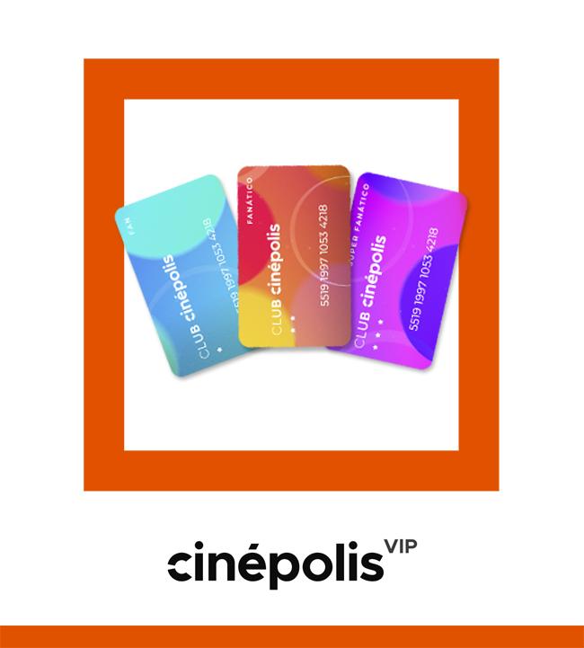 2x1 en Cinépolis VIP - Cinépolis