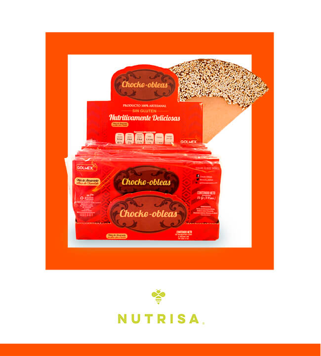 Chocobleas - NUTRISA