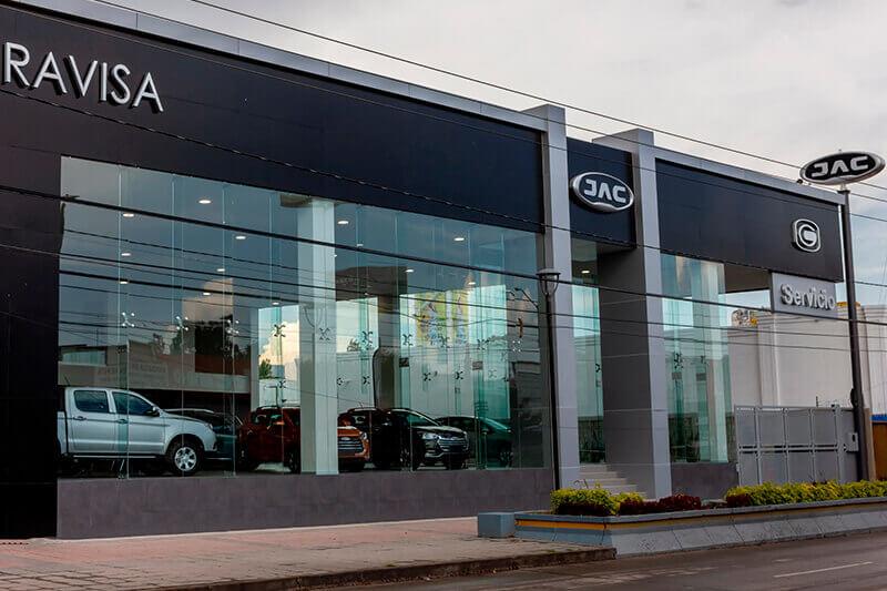 JAC Store León - JAC Store León 01