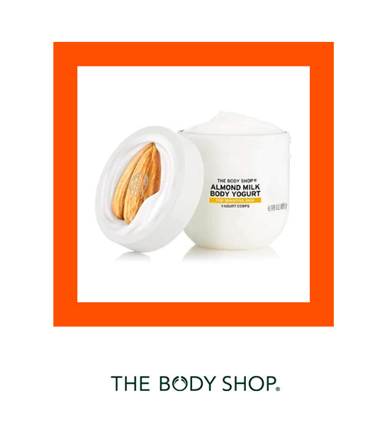 Compra 3 y llévate 1 gratis - The Body Shop