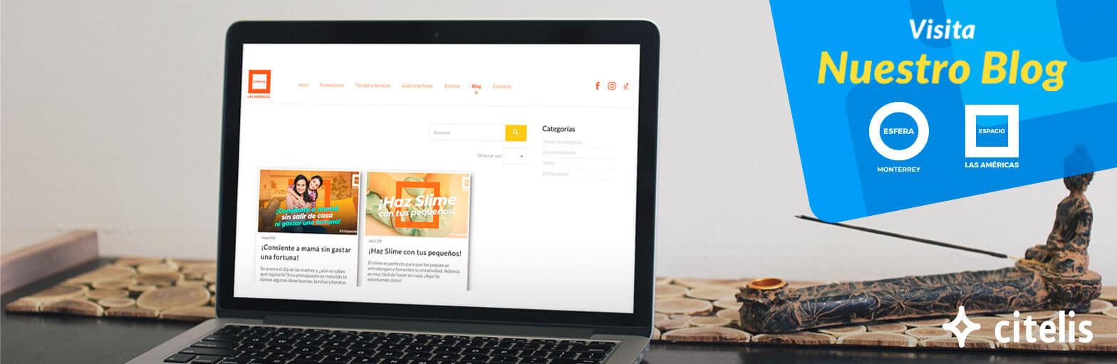 ¡Descubre nuestro blog!