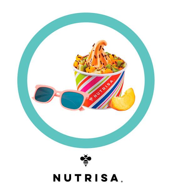 Nuevo sabor de temporada Durazno - Nutrisa
