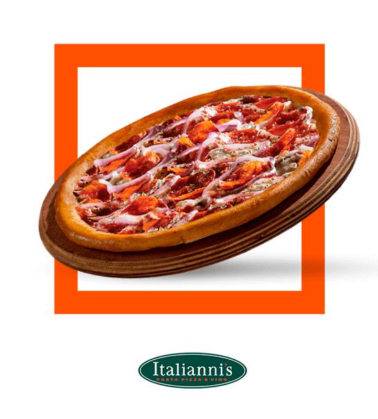 Pizza & Pasta 2x1 - ITALIANNIS