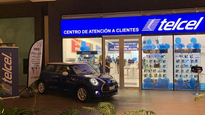 Life Centers - Apertura Centro de Atención a Clientes TELCEL en Esfera Monterrey