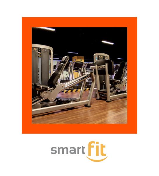 Inscripción gratis - Smart Fit