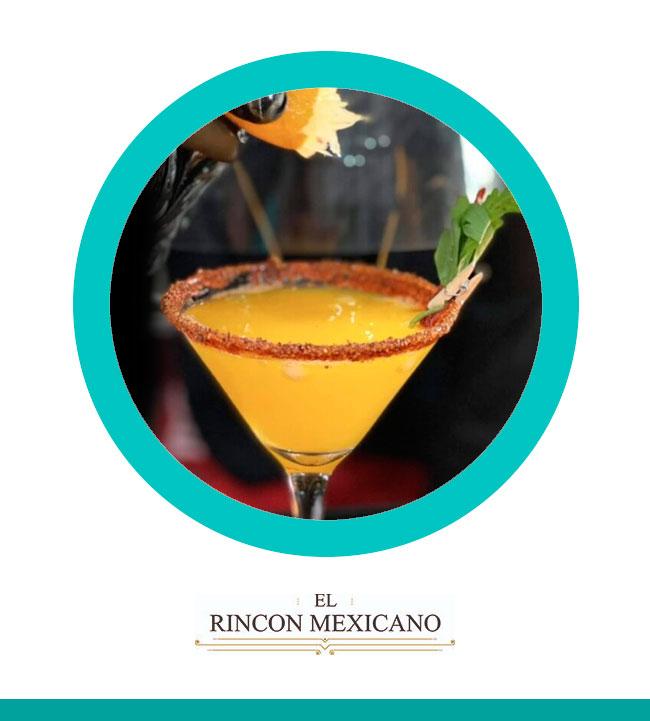 Toda la semana Happy Hour de 6 a 7 pm - El Rincón Mexicano