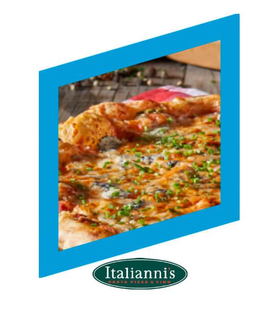 Martes Alla Italiana - Italianni's