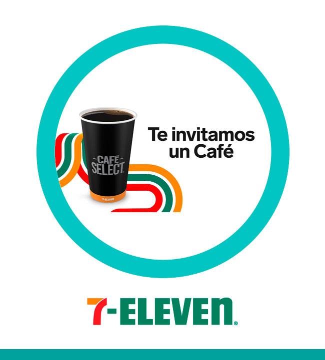 Café Gratis Nuevos Usuarios - 7Eleven