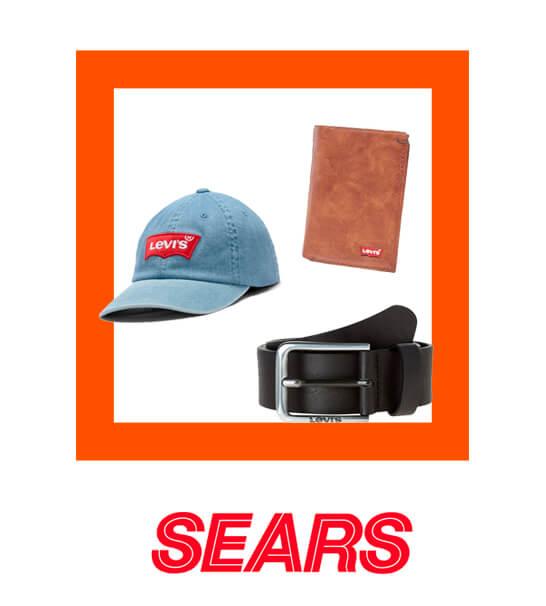 Complementa tu outfit con una cartera #Levis - SEARS