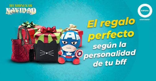 El regalo perfecto según la personalidad de tu bff