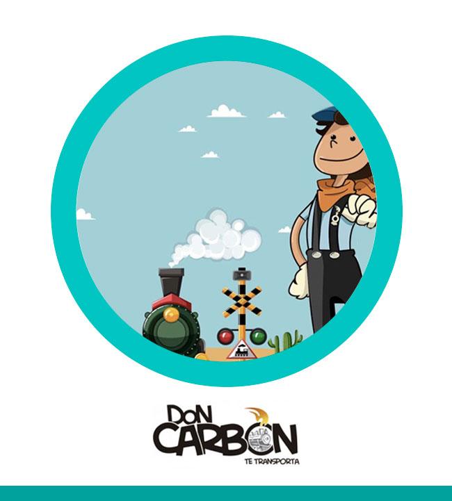 Los niños comen gratis - Don Carbón