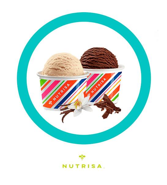 Nuevo Helado Suave - Nutrisa