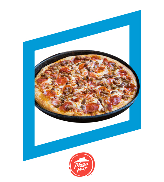Pan Pizza Grande Pepperoni por $139 - PIZZA HUT