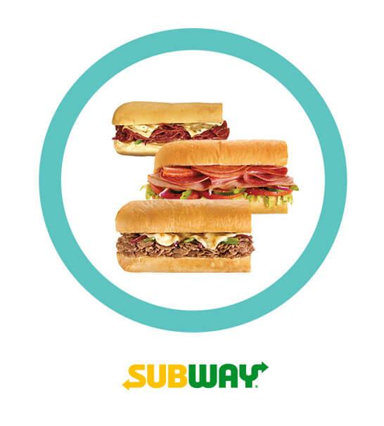 Sub del día - Subway