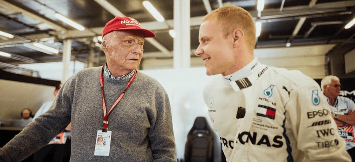 Fallecimiento de Nikki Lauda