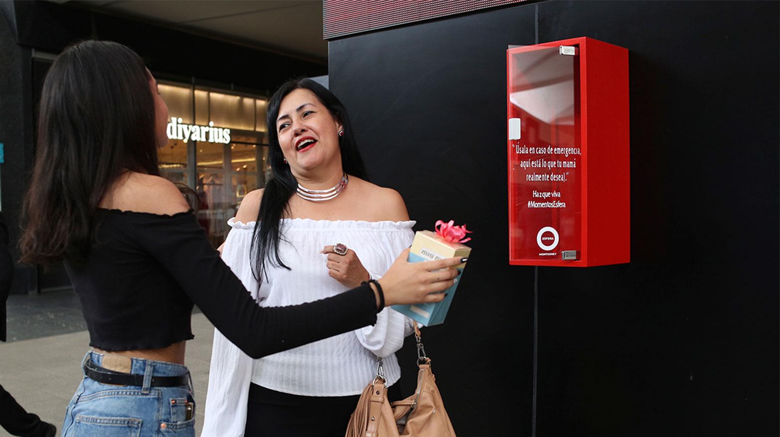 Día de las madres en Esfera Monterrey