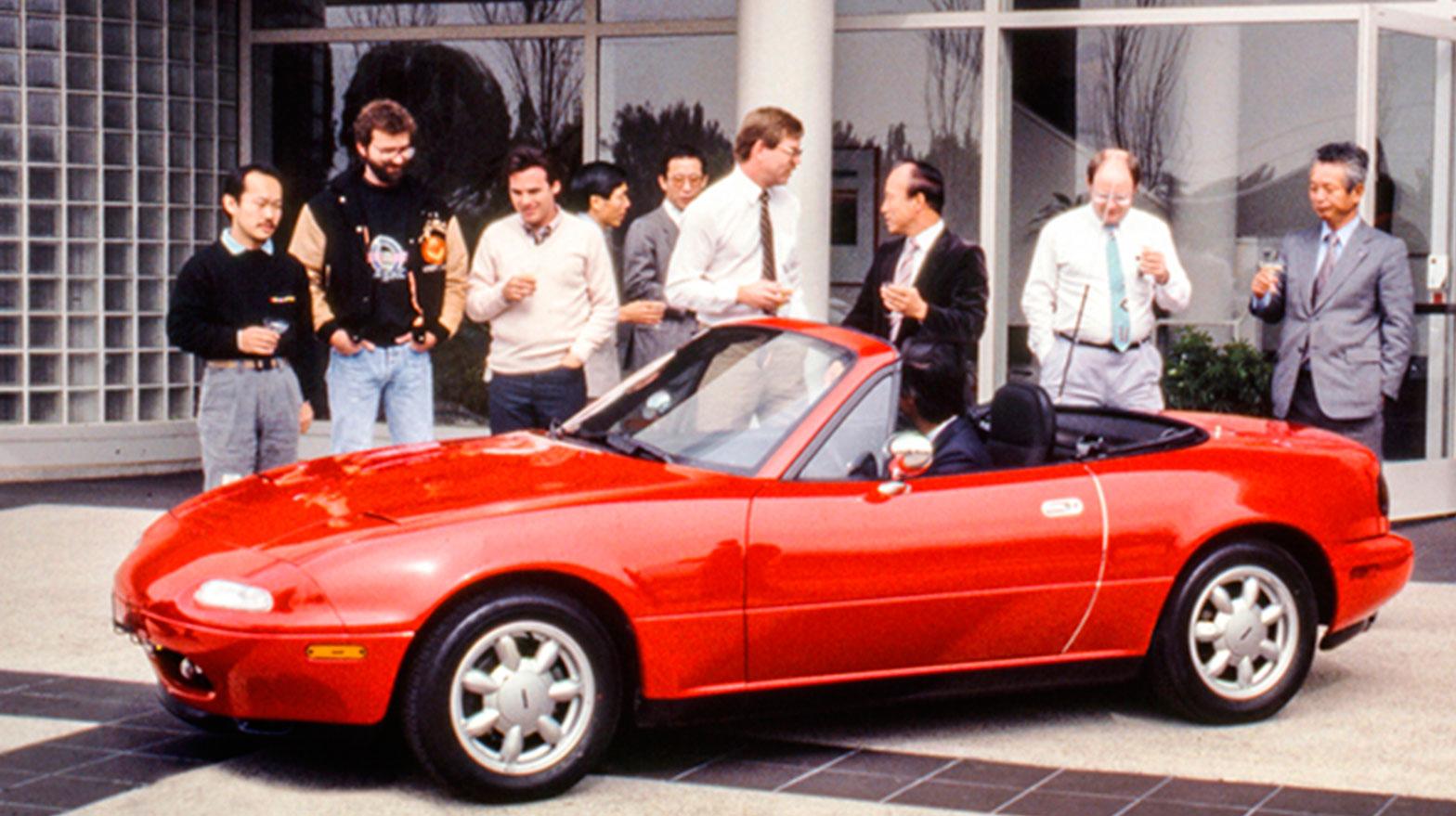 25 años del Mazda MX-5