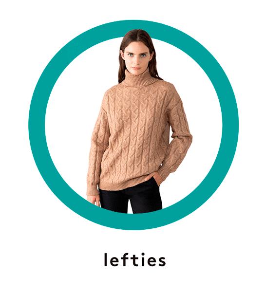 Rebajas - Lefties
