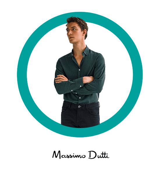 Rebajas - Massimo Dutti
